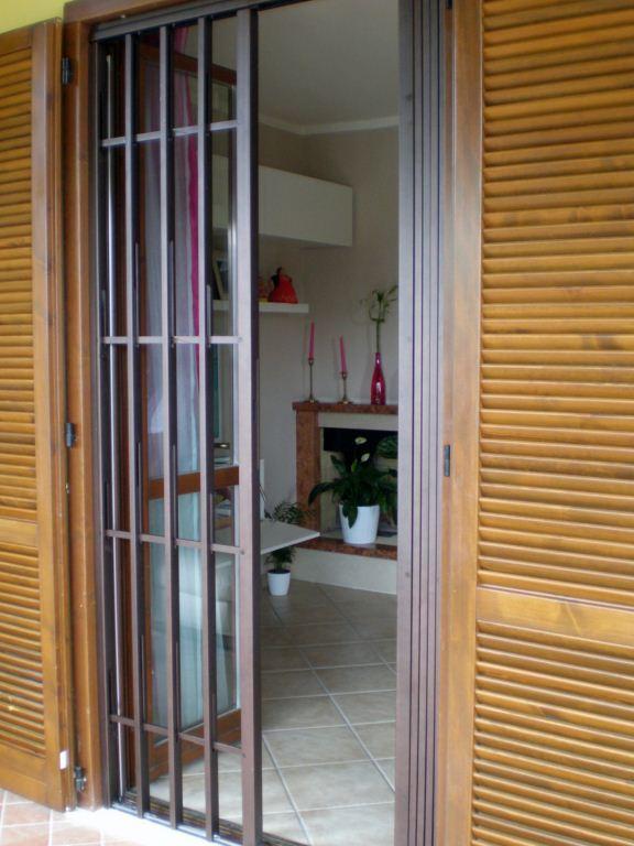 Inferriate di sicurezza retrattili  CMS Sicurezza– CMS – Casa mia sicura